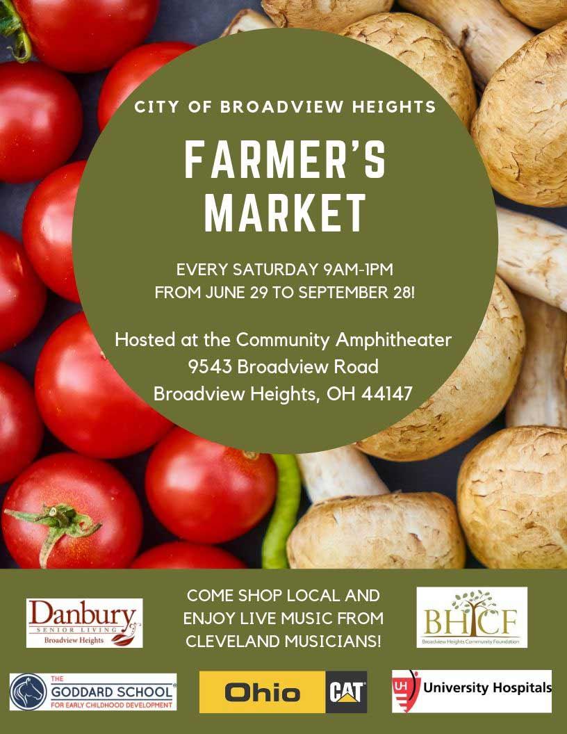 Broadview Heights Farmers Market